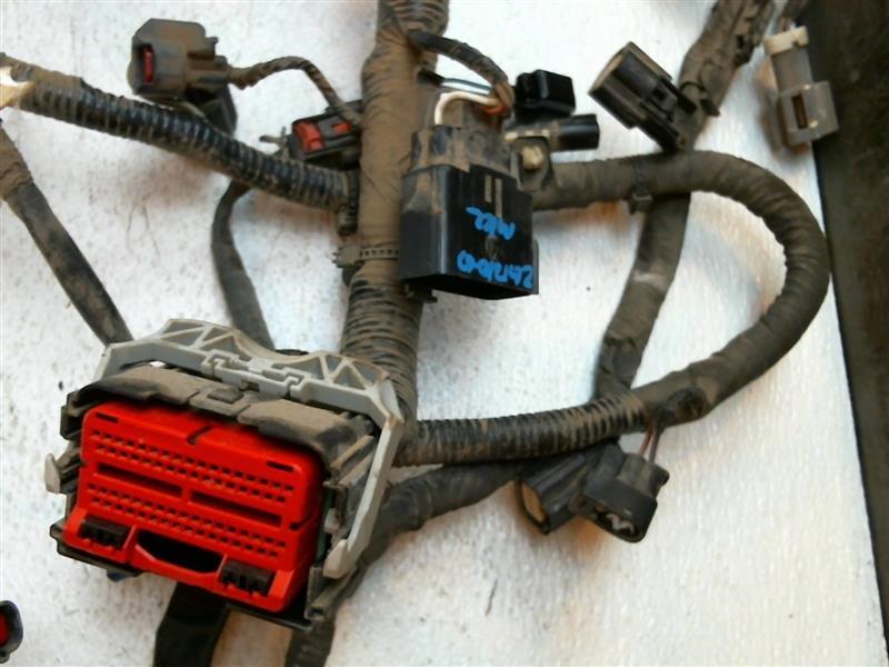 2007 lincoln mkz engine wire harness 3 5l 6spd auto ebay. Black Bedroom Furniture Sets. Home Design Ideas