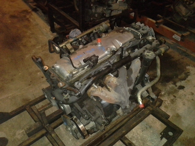 1998 Chevy Cavalier Engine Motor Vin 4 2 2l