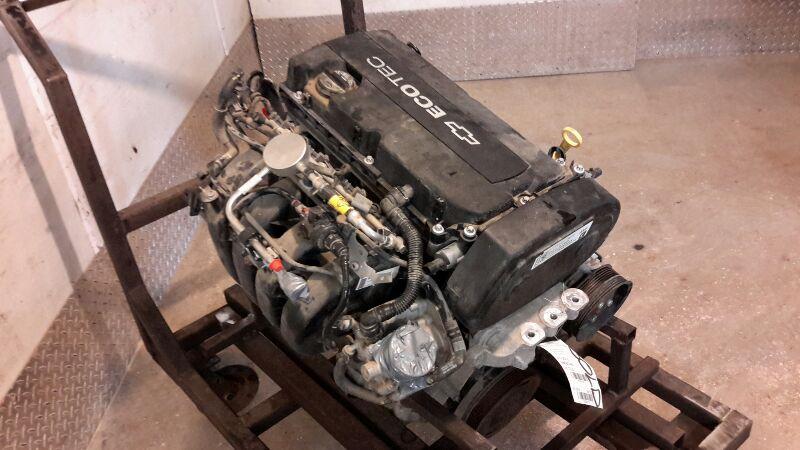 2012 Chevy Sonic Engine Motor Vin H 1 8l