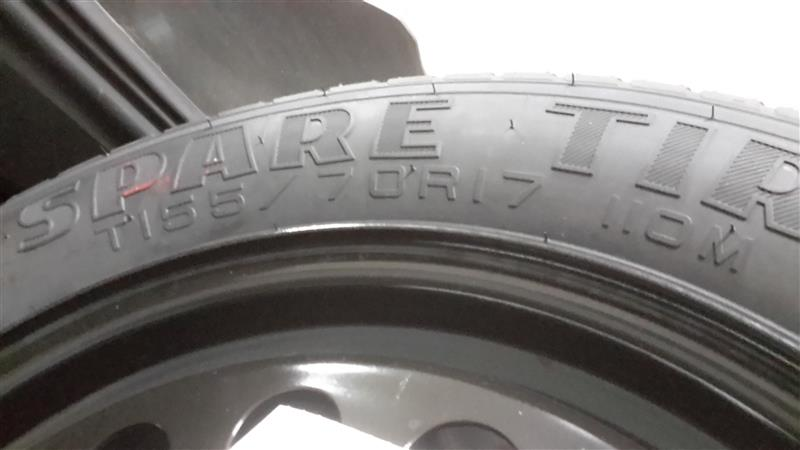 2014 ford escape compact spare tire wheel rim 17x4 5 lug 4 1 4 ebay. Black Bedroom Furniture Sets. Home Design Ideas