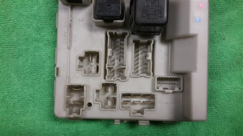 2006 nissan altima fuse box nissan altima fuse box clicking used 2005 nissan altima fuse panel block for sale | part ...