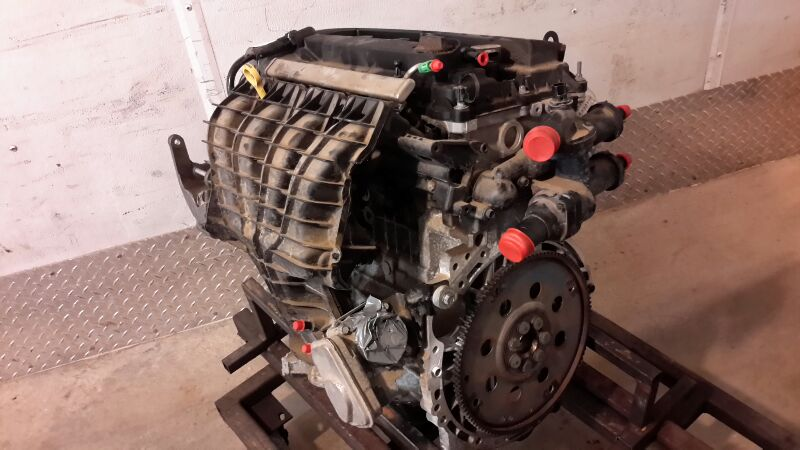 2012 dodge avenger engine motor vin b 2 4l ebay. Black Bedroom Furniture Sets. Home Design Ideas