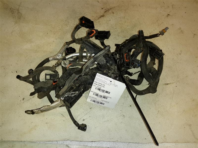 2006 Buick Lacrosse Engine Wire Harness 10