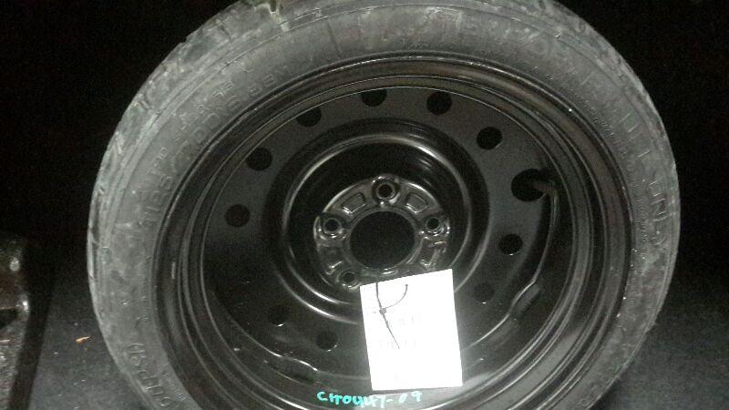 2009 chevy impala compact spare tire wheel rim 16x4 5 lug 115mm ebay. Black Bedroom Furniture Sets. Home Design Ideas
