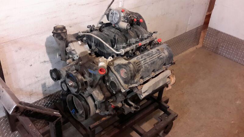2004 Dodge Dakota Engine Motor Vin K 3 7l Ebay