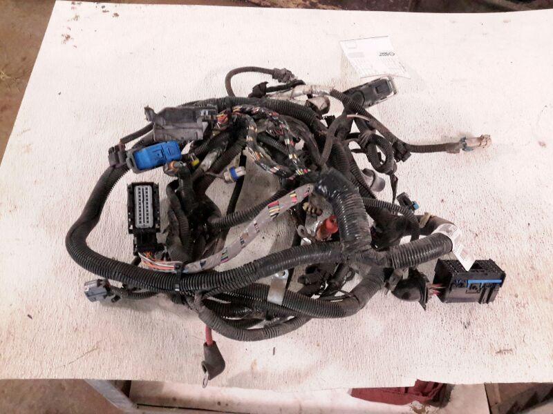 2007 Chevy Impala ENGINE WIRE HARNESS 80639L4SPD AUTOLT eBay