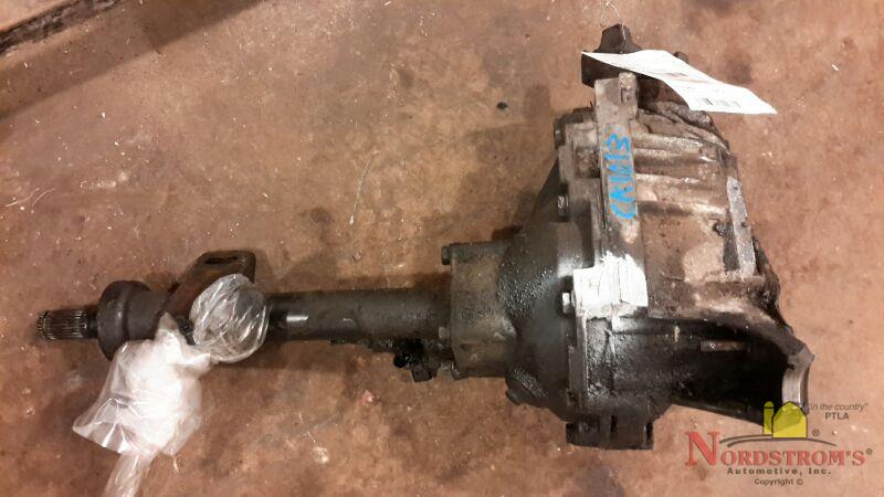 2000 Chevy S10 Blazer Front Axle Differential 4x4