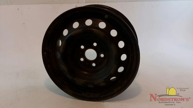 2010 toyota corolla 15 wheel rim 15x6 5 lug 100mm steel. Black Bedroom Furniture Sets. Home Design Ideas