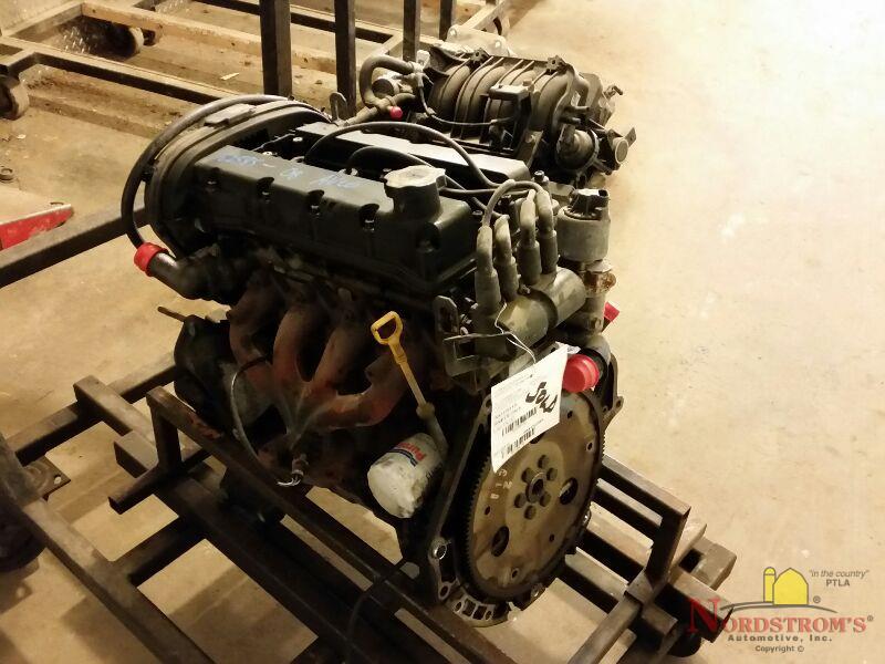 2008 Chevy Aveo Engine Motor Vin 6 16l Ebay