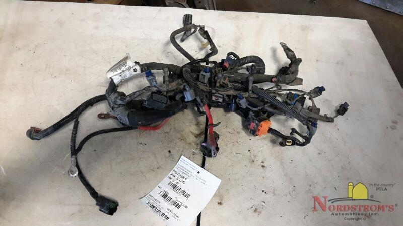 2009 Dodge Journey ENGINE WIRE HARNESS 4-09,3.5L,6SPD AUTO,AWD,SXT on kensun relay harness, car safety harness, car wiring guide, car ecu, battery harness, car wiring connectors, car wiring kit, car electrical, car radiator, alpine stereo harness, 4 pin relay harness, car fuse box, construction harness, car starter harness, ford 5.0 fuel injection harness, car crankshaft, car radio harness, body harness, standalone ls harness, car stereo wiring colors,