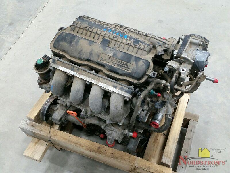 2009 Honda Fit ENGINE MOTOR VIN 8 1.5L | eBay