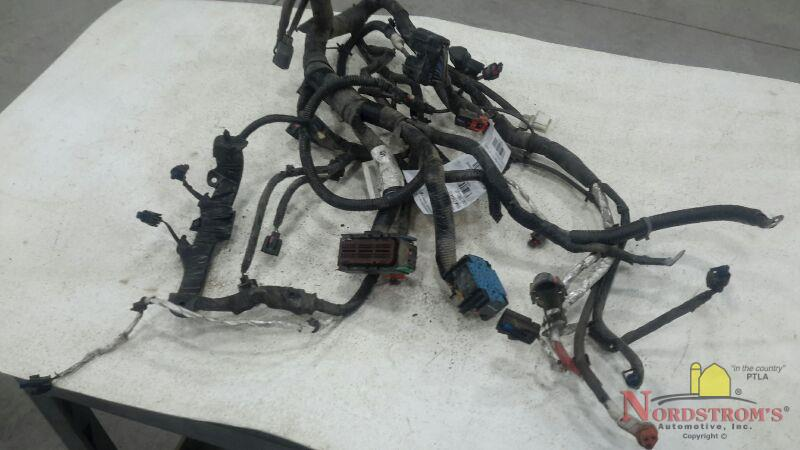 Used 2013 Dodge Journey Engine Wire Harness 2010