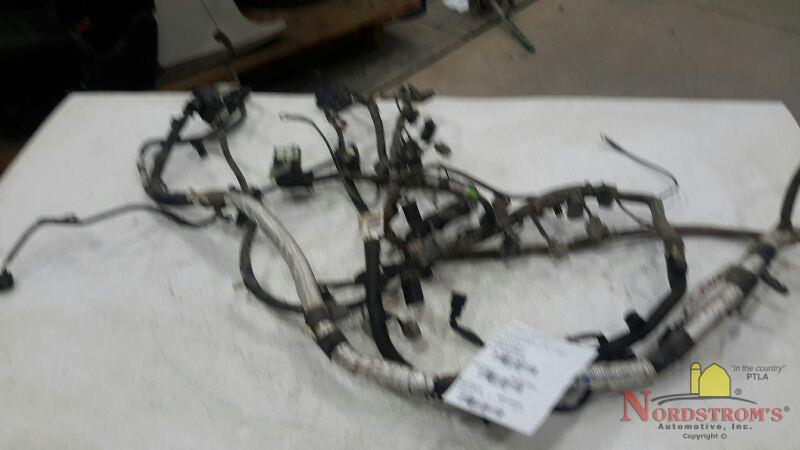Details about 2012 Lincoln Navigator ENGINE WIRE HARNESS 3-12,5.4L,6SPD on