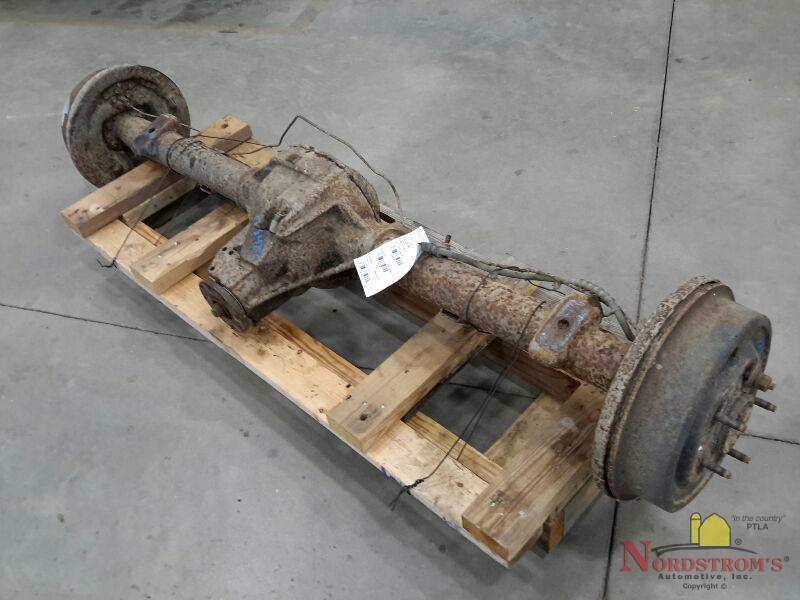 98 ford f150 rear axle