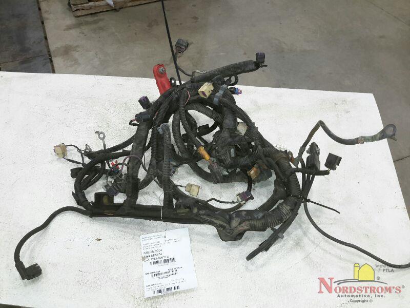 details about 2004 chevy trailblazer engine wire harness 6-03,4 2l,4spd  auto,4wd,ls