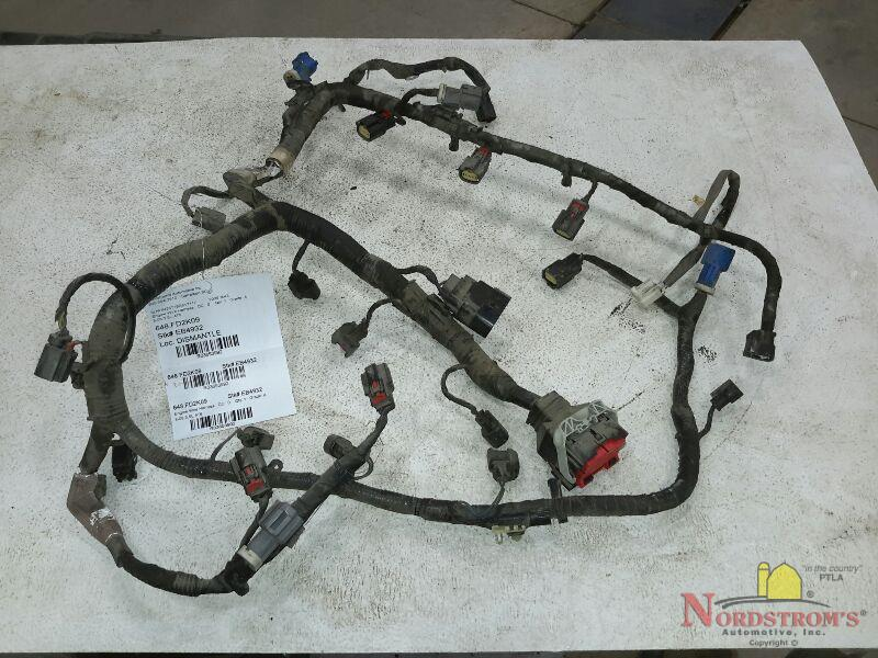 2009 Lincoln Mkz Engine Wire Harness 8