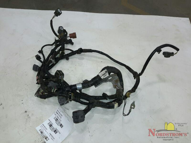 2007 mazda 3 engine wire harness 9 06 2 0l 5spd manual image is loading 2007 mazda 3 engine wire harness 9 06