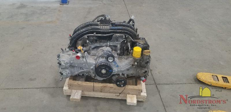 Details about 2017 Subaru Impreza ENGINE MOTOR 2 0L