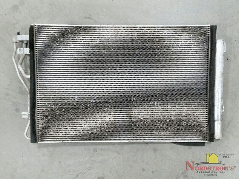 New Aluminum Parallel Flow AC Condenser For Kia Forte KI3030125 2010-2011