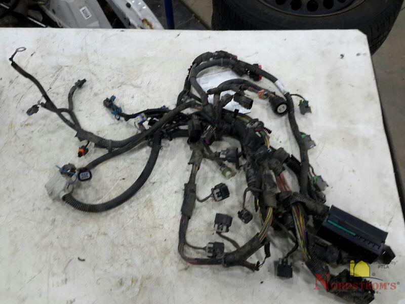 2009 chevy cobalt engine wire harness 12 08 2 2l 4spd auto. Black Bedroom Furniture Sets. Home Design Ideas