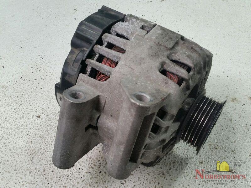 13500315 13588328 Alternator Generator New OEM GM Equinox Terrain Regal 2.4L