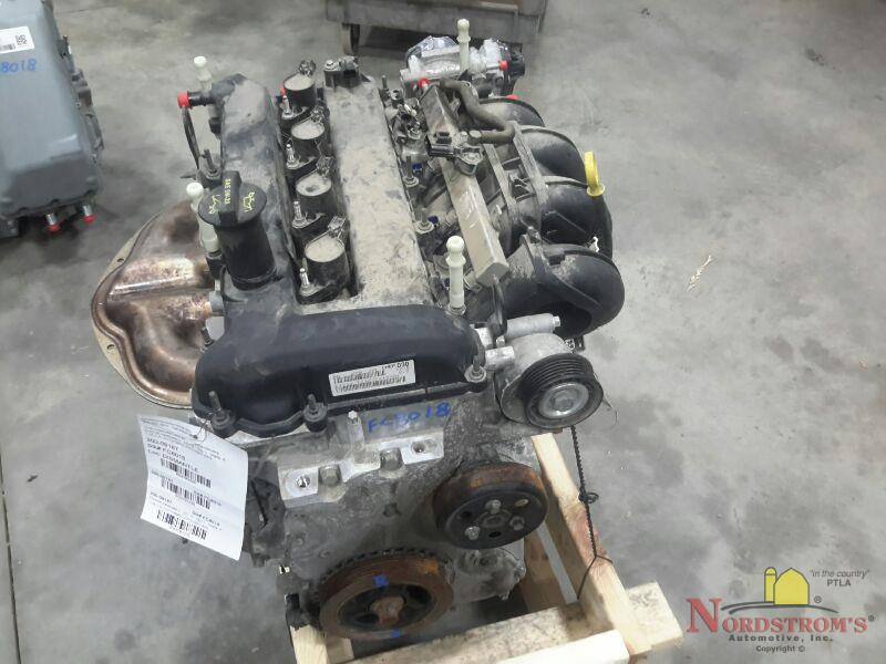 2008 Ford Escape Engine Motor Vin H 2 3l