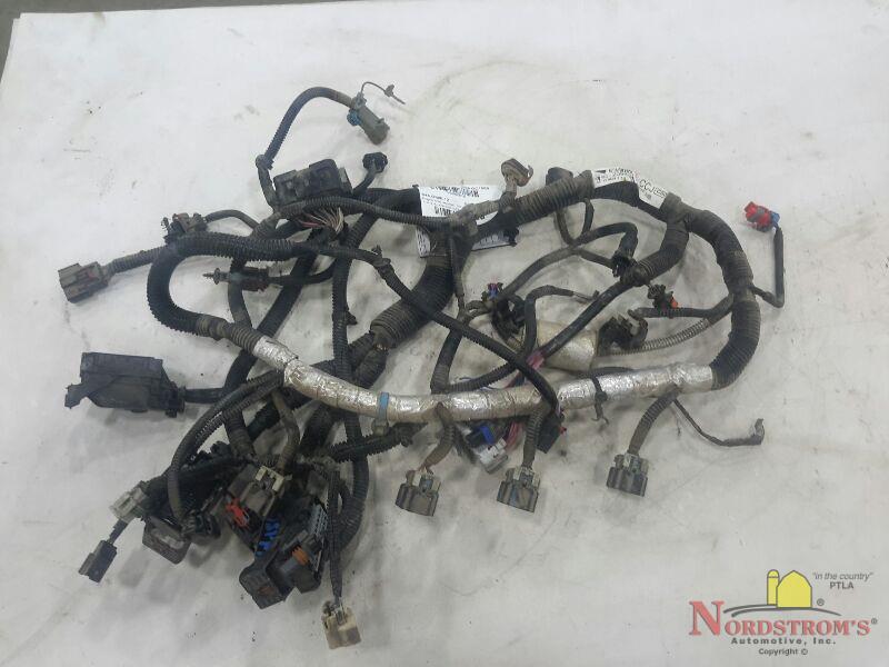 2012 Chevy Equinox ENGINE WIRE HARNESS 7-11,2.4L,6SPD AUTO,AWD,LTZ   eBayeBay