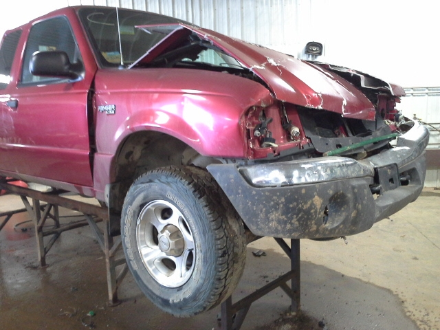 Ford Ranger 4x4 Front Axle Parts : Ford ranger front axle differential ratio