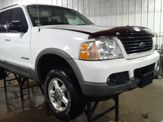 2002 ford explorer automatic transmission 4x4 ebay. Black Bedroom Furniture Sets. Home Design Ideas
