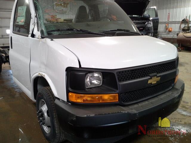 2017 CHEVROLET Express_3500_Van