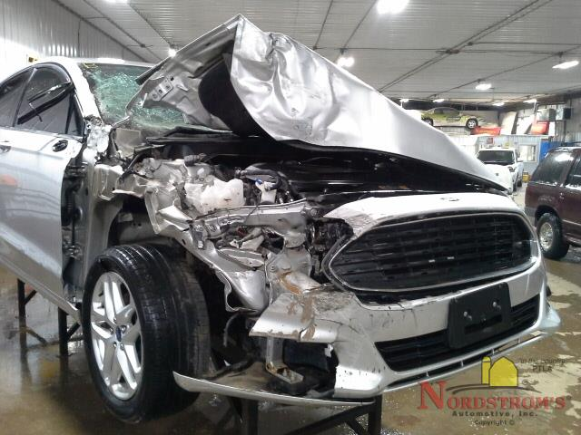 2013 Ford Fusion Engine Wire Harness 9