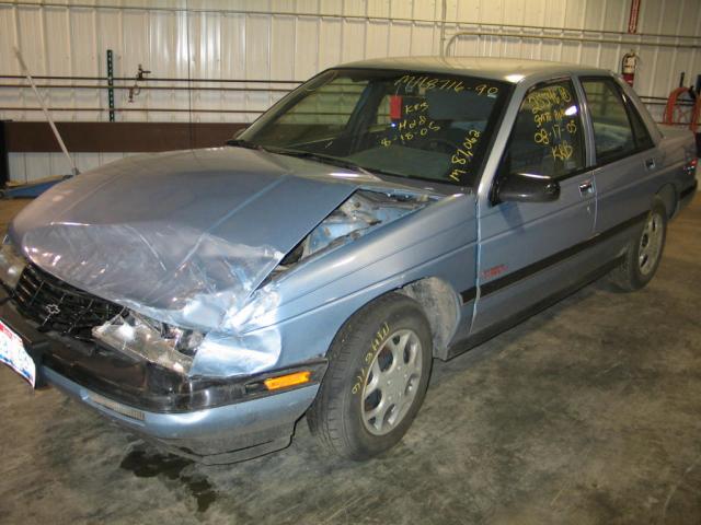 1990 Mazda B2200 Electrical Frontlamp Leftparklampturnsignal