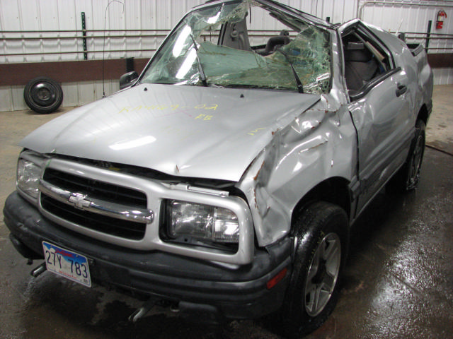 2002 Chevy Tracker Automatic Transmission 4x4