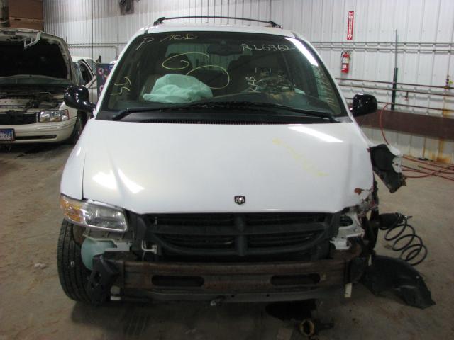 Rl on Dodge Caravan Spare Tire Remove