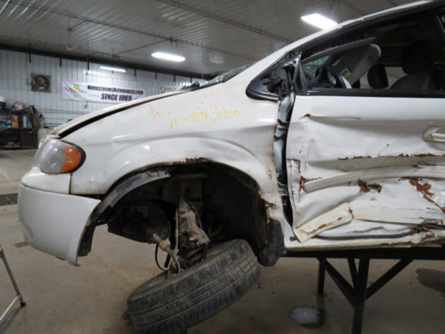 Xm on Dodge Caravan Spare Tire Remove