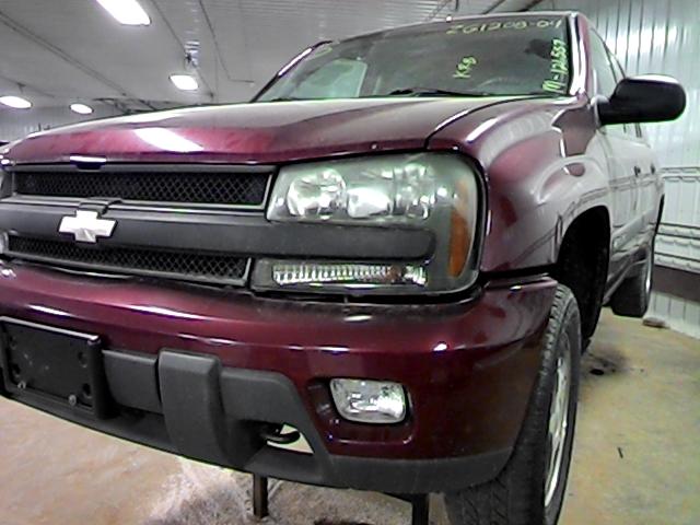 2004 Chevy Trailblazer Interior Car Interior Design