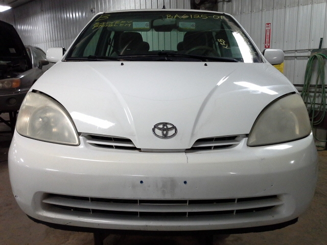 2001 toyota prius front a c heater blower motor ebay for Ebay motors toyota prius