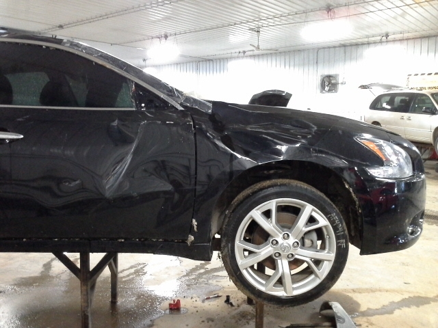 2012 Nissan Maxima Front Door Window Regulator Right Ebay