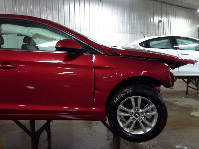2015 Hyundai Sonata Tpms Tire Air Pressure Monitoring
