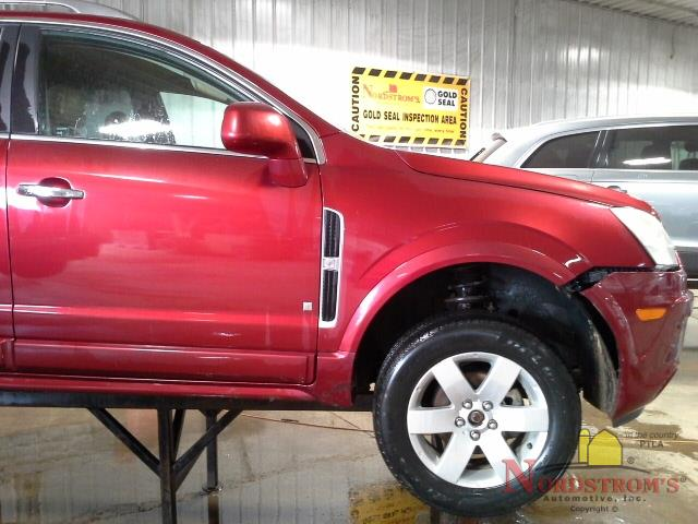 2008 Saturn Vue ELECTRONIC CHASSIS CONTROL MOD