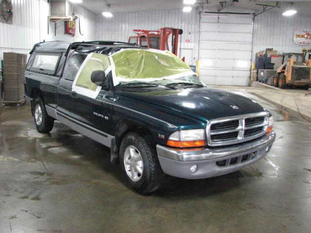 1997 dodge dakota transmission