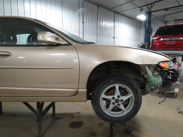 2000 Pontiac Grand Prix Abs Anti