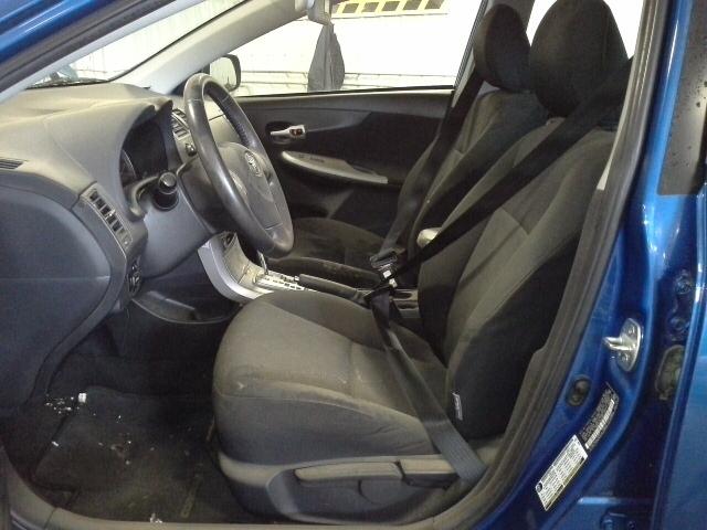 2010 Toyota Corolla Interior Rear View Mirror