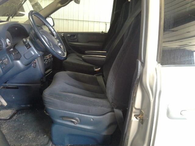 2002 Dodge Caravan Sunvisor Rh Passenger Gray Ebay
