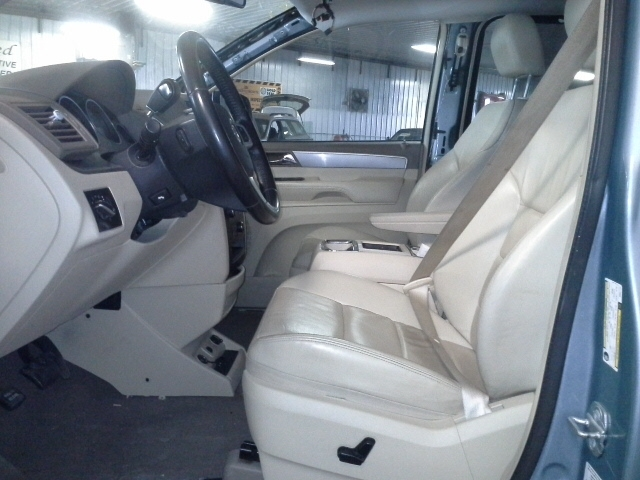 2009 volkswagen routan interior rear view mirror auto dimm auto dimm ebay. Black Bedroom Furniture Sets. Home Design Ideas