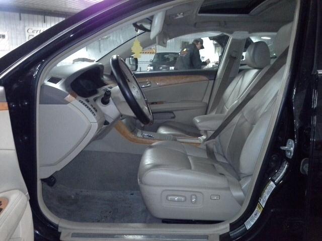 2006 Toyota Avalon Interior Rear View Mirror Compass Auto Dimm