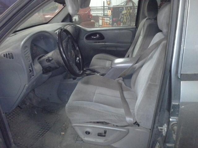2005 Chevy Trailblazer Lh Master Door Switch Left Pw Pl
