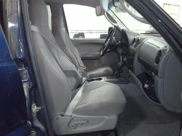 2002 Jeep Liberty Interior Rear View Mirror Ebay