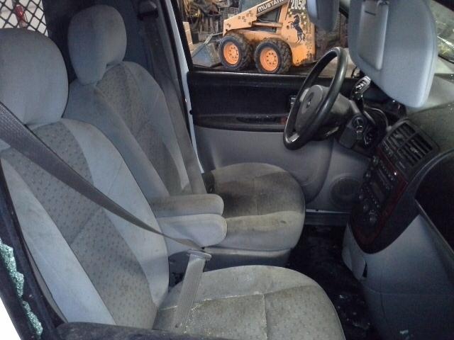 2008 Chevy Uplander Interior Rear View Mirror