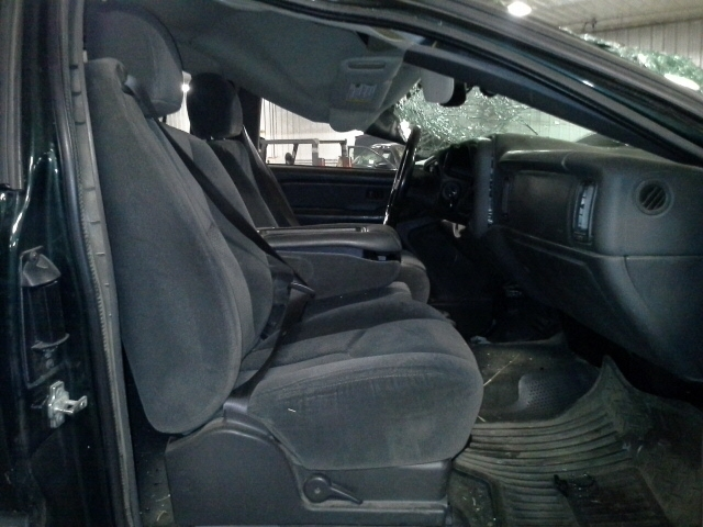 2004 Chevy Silverado 1500 Pickup Interior Rear View Mirror Compass Temp Ebay